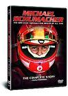 Michael Schumacher - The Complete Story (DVD, 2008)