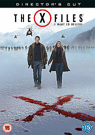 The-X-Files-2-I-Want-To-Believe-Directors-Cut-DVD-New