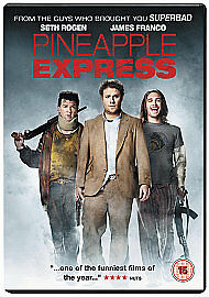 Pineapple Express DVD 2009 - Purley, United Kingdom - Pineapple Express DVD 2009 - Purley, United Kingdom