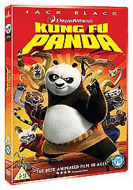 Kung Fu Panda DVD 2008 - <span itemprop=availableAtOrFrom>Bo&#039;Ness, United Kingdom</span> - Kung Fu Panda DVD 2008 - Bo&#039;Ness, United Kingdom