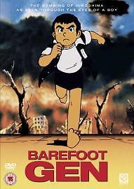 Barefoot Gen/Barefoot Gen 2 DVD (2005) Mori Masaki