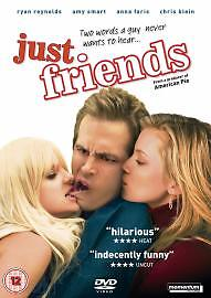 Just Friends DVD 2006 - <span itemprop=availableAtOrFrom>Livingston, United Kingdom</span> - Just Friends DVD 2006 - Livingston, United Kingdom