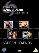 James Stewart Western DVDs