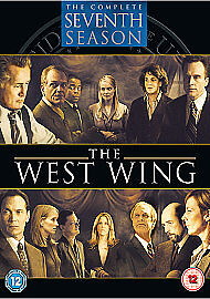 The-West-Wing-Series-7-DVD-2006-6-Disc-Set-Box-Set