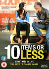 Ten Items Or Less (DVD, 2008)