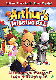024 Arthur039s Missing Pal DVD 2008 - Aberdeen, United Kingdom - 024 Arthur039s Missing Pal DVD 2008 - Aberdeen, United Kingdom