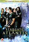 Stargate Atlantis - Series 3 - Complete (DVD, 2008, 5-Disc Set)