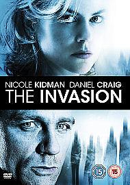 The Invasion (DVD, 2008)