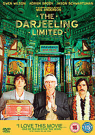 The Darjeeling Limited DVD 2008 - <span itemprop=availableAtOrFrom>Retford, United Kingdom</span> - The Darjeeling Limited DVD 2008 - Retford, United Kingdom