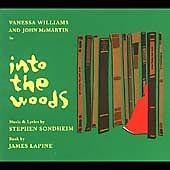 STEPHEN SONDHEIM INTO THE WOODS CD NEW