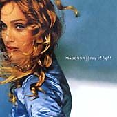 Madonna 1998 Music CDs