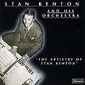STAN-KENTON-HIS-ORCHESTRA-cd-album-21-TRACKS-THE-ARTISTRY-OF-STAN-KENTON