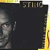 Sting  Fields of Gold The Best of 19841994 1998 cd album - solihull, West Midlands, United Kingdom - Sting  Fields of Gold The Best of 19841994 1998 cd album - solihull, West Midlands, United Kingdom