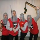 Knights of the New Crusade - Challenge to the Cowards of Christendom (2006)