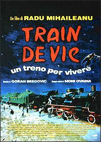 Train de vie. Un treno per vivere (1998) VHS - Italia - Train de vie. Un treno per vivere (1998) VHS - Italia