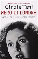 Letteratura e narrativa gialla e thriller copertina rigida nera in italiano