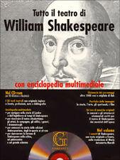 Libri e riviste di saggistica Autore William Shakespeare