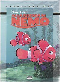 Alla ricerca di Nemo Libro Fiabe Disney Nuovo