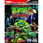 Prima Teenage Mutant Ninja Turtles 2: Battle Nexus Game Guide for Play Station 2 / GBA / Xbox / GameCube