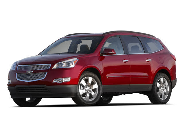 2010 Chevrolet Traverse LTZ NEW