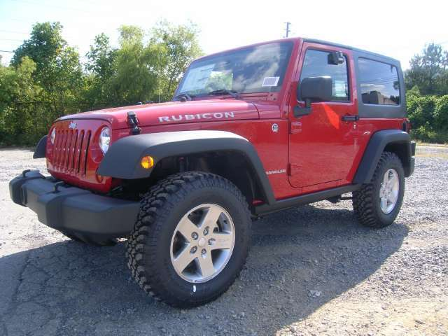 Rubicon New SUV 3.8L CD Easy Folding Soft Top
