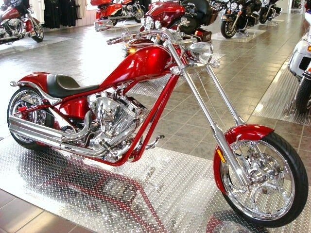 BIG DOG MOTORCYCLE K9 W/ CHROME PACKAGE !W@W GREAT DEAL