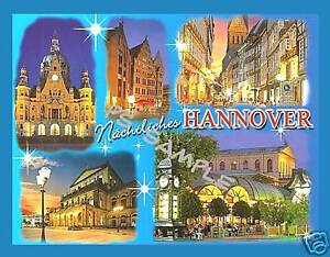 Germany hannover travel souvenir flexible fridge for Hannover souvenirs