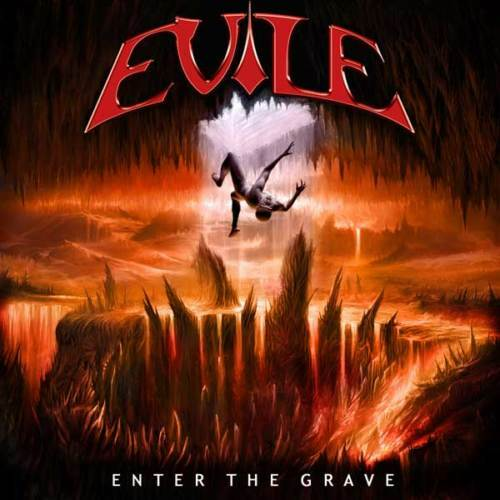 Evile Enter The Grave CD - NEW