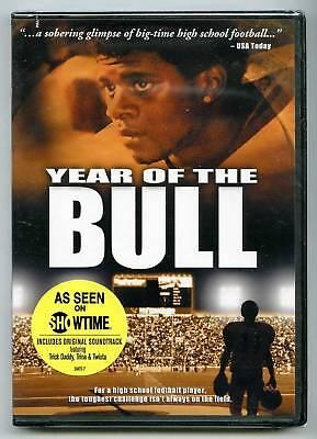 Year Of The Bull (dvd) & Original Soundtrack Brand