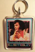 Elvis Key Ring