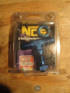 NOS-6AN-Bulkhead-T-Fitting-NEW