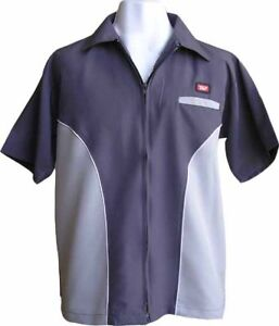 Mens-Zip-Shirt-Retro-Skate-Design-Surf-T-Shirt-Manga-Vintage-T-shirt-Vintage-XL