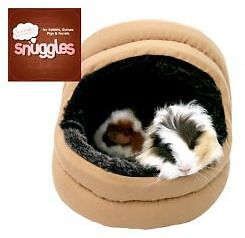 Snuggles Rabbit Guinea Pig Ferret Rat Cage Hooded bed