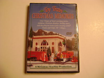Toy Train Christmas Memories Dvd By