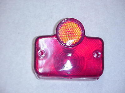 Vintage Taillight Tail Light Lens Yamaha To 1966 ??