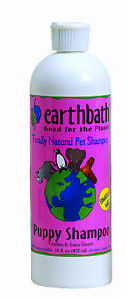 Earthbath-Sensitive-Skin-All-Natural-Puppy-Dog-Shampoo