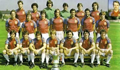 WEST HAM UNITED FOOTBALL TEAM PHOTO 1980-81 SEASON