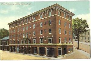 Image Is Loading Little Falls Ny The Richmond Hotel P C