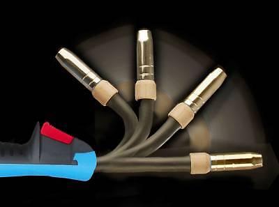 Flex Neck Mig Welding Gun Miller M-10 195605 M-15 Parts 12 Feet