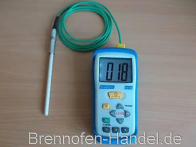 Digitales Temperatur Messgerät, Efco, Uhlig Brennöfen