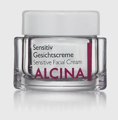 "Alcina Sensitive GESICHTSCREME  ""unparfümiert"" 50ml"
