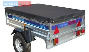 5x3 Heavy duty vinyl 5 ft X 3 ft trailer cover