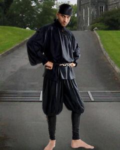 Renaissance-Pirate-Medieval-Costume-Pants