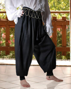 Renaissance-Pirate-Medieval-Costume-Pants