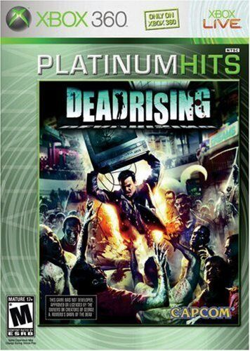 Dead Rising  (Xbox 360, 2006) - BRAND NEW