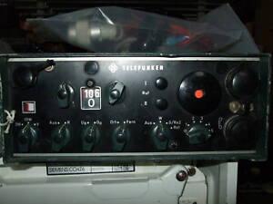 Funkgerät FuG7b 1  4m Band AEG Telefunken  BW Bestand