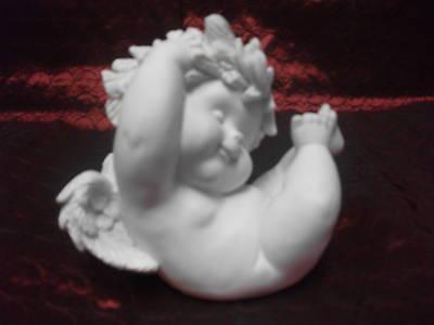 Engel Igor, Liegend 12 Cm