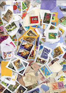 Australia-Stamp-Lots-100-stamps-FREE-POSTAGE