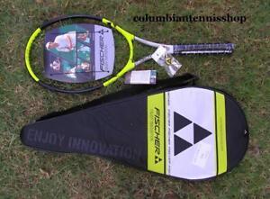 New Fischer Pro Tour Tennis Racket 100 4 1/2 (4) Org. $189 Last ones rare