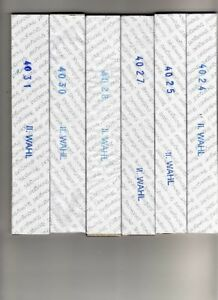 7 DOUBLE PACKS -BLACK SHOWGARD MOUNTS-BIG SAVINGS -LOT 1726